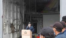 鳳陽軍艦國慶連續假期軍紀安全維護座談 強化官兵法紀觀念