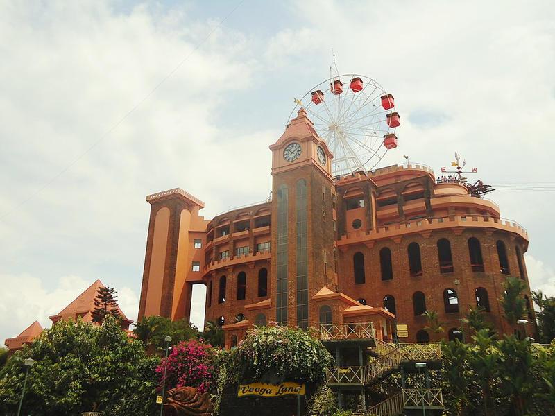 印度萬德拉娛樂公園 (India, Wonderla)