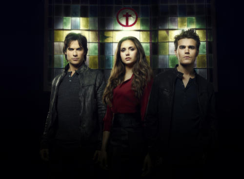 What's Up With TV's Hottest Love Triangle? 'Vampire Diaries' Stars Talk Damon, Elena, Stefan Relationship