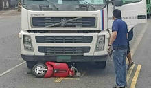 25歲女外送員送飲料 送完遭點餐駕駛背後追撞拖行慘死