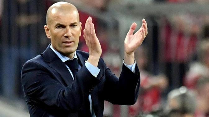 Zinedine Zidane (AFP/Matthias Balk)