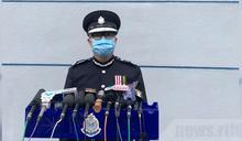 鄧炳強指警方將就行動呼號案提上訴 暫時停用行動呼號