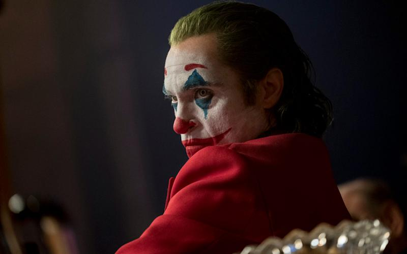 Joker, which has earned eight nominations - Warner Bros. Pictures