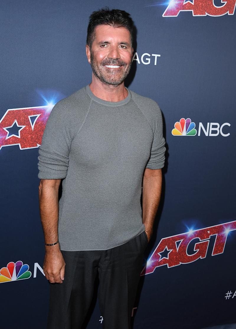 Simon was looking polished and svelte at this year's event. Photo: getty Images