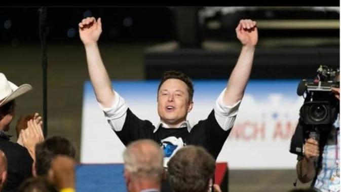 Usai Diganti, Terungkap Nama Panggilan Anak Elon Musk. (dok.Instagram@elonrmuskk/https://www.instagram.com/p/CA3xxHOnycu/Henry)