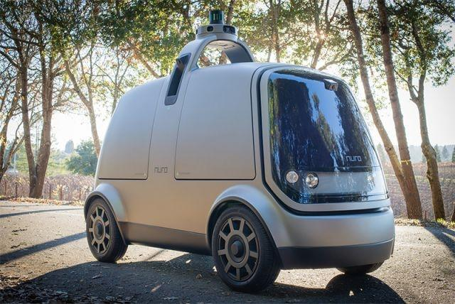 Autonomous delivery vehicle set to roll after getting US approval