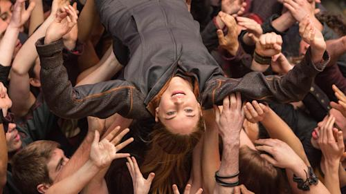 Shailene Woodley's 'Divergent' Releases New Images
