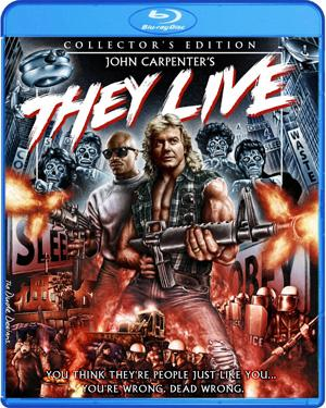 Cult Corner: 'They Live' Collector's Edition