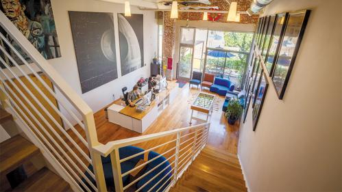 Downtown Los Angeles' Biscuit Company Lofts Attract A-Listers