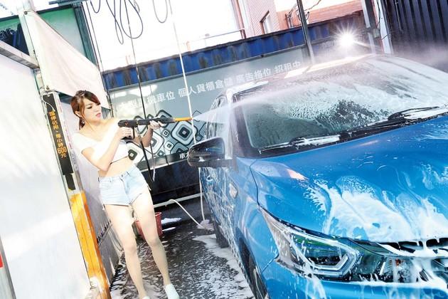 年前快速洗車大解密 (上)自助洗車場DIY