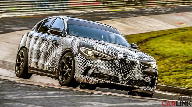 義式毒蛇「最速休旅」登基! Alfa Romeo Stelvio QV 擊敗保時捷寫下 7:51.7 秒紐伯林 SUV 新紀錄