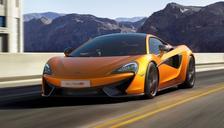 2018 McLaren 570 S