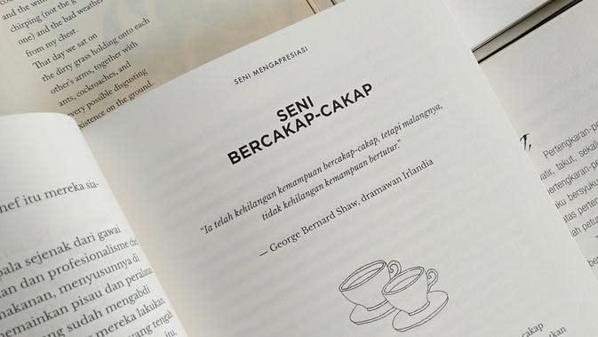 Buku Going Offline./Copyright Endah