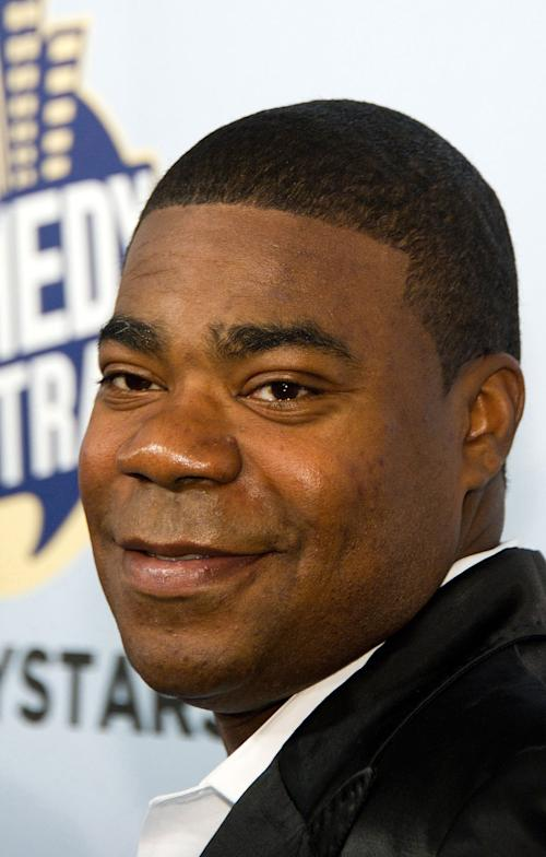 FILE - In this Oct. 2, 2010 file photo, Tracy Morgan attends Comedy Central's 'Night Of Too Many Stars: An Overbooked Concert For Autism Education' at the Beacon Theatre in New York. Morgan is in critical condition at a hospital in New Brunswick, NJ Saturday morning June 7, 2014 following a violent multi-vehicle crash on the NJ Turnpike overnight. (AP Photo/Charles Sykes, File)