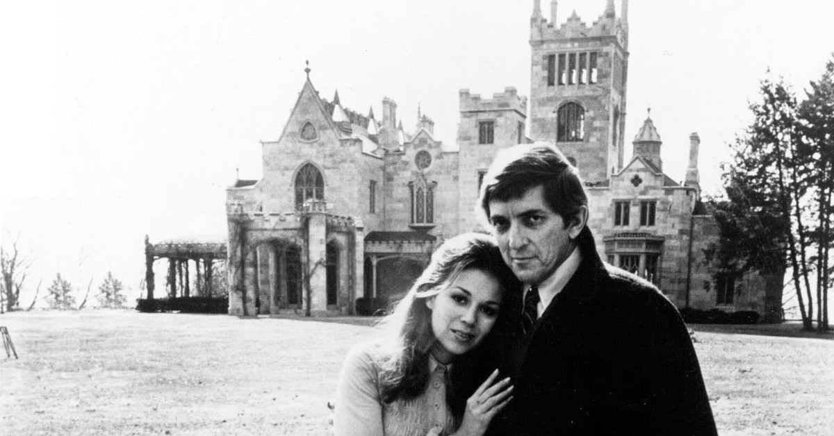 """<p>If you know anything about the Dark Shadows universe, you might be familiar with the 2012 film <em>Dark Shadows</em> directed by Tim Burton and starring Johnny Depp, and the television series of the same name (which ran from 1966-1971). But have you ever seen the 1970 film, <em>House of Dark Shadows</em>? To coincide with the spooky vibes of this movie, it only made sense to have these vampires live in a <a href=""""https://www.housebeautiful.com/design-inspiration/g31677125/historic-homes-you-can-virtually-tour/"""">Gothic Revival</a> property.  <a href=""""https://lyndhurst.org/"""">Lyndhurst Mansion</a>—which was built in 1838 in Tarrytown, New York, and counts railroad tycoon <a href=""""https://www.housebeautiful.com/lifestyle/a32816234/help-historic-house-museums/"""" target=""""_blank"""">Jay Gould</a> as one of its former owners—served as the exterior for the Collins family residence (aptly named Collinwood), while the <a href=""""https://www.lockwoodmathewsmansion.com/"""" target=""""_blank"""">Lockwood–Mathews Mansion</a> in Norwalk, Connecticut acts as the interior. And, both of these mansions are now historic house museums, so you can bring this film to life by paying a visit!</p>"""