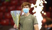 索菲亞網賽稱王 19歲辛納成12年來最年輕ATP冠軍