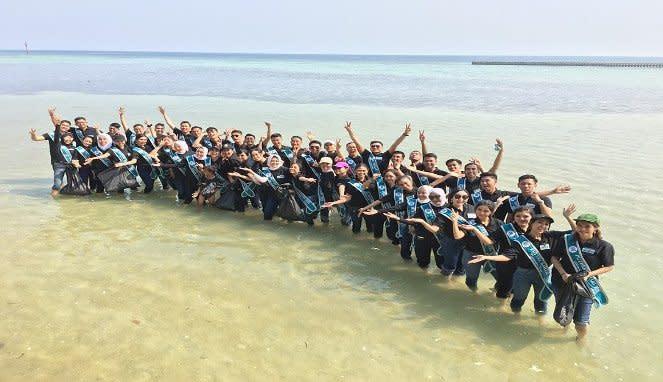 Peserta Putra-Putri Bahari Indonesia 2019