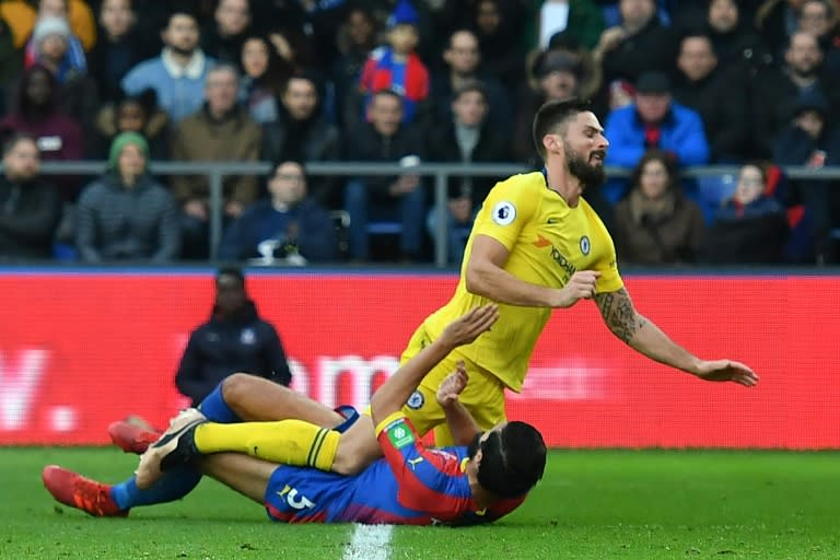 EPL: N'Golo Kante scores as Chelsea beat Crystal Palace 1-0