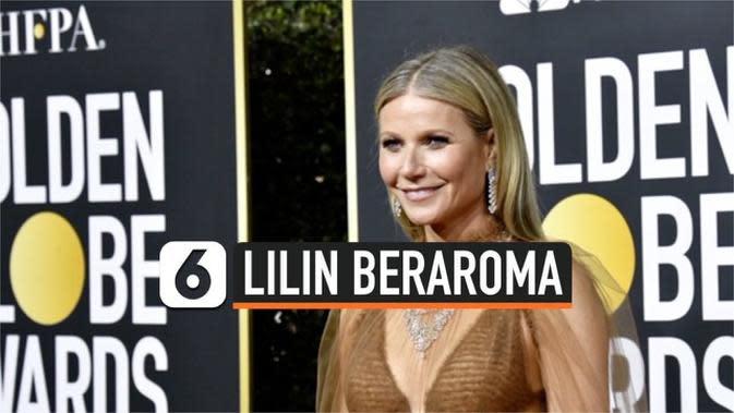VIDEO: Gwyneth Paltrow Jual Lilin Beraroma Area Intim