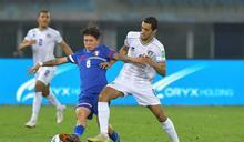 世足資格賽》台灣男足1比2惜敗科威特 吞8連敗與關島並列墊底