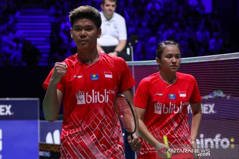 Kalahkan Hoki/Nagahara, Praveen/Melati ke babak dua Fuzhou China Open