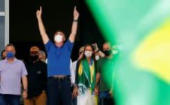 Brazil melonjak ke posisi ketiga dalam kasus COVID-19 terbanyak di seluruh dunia