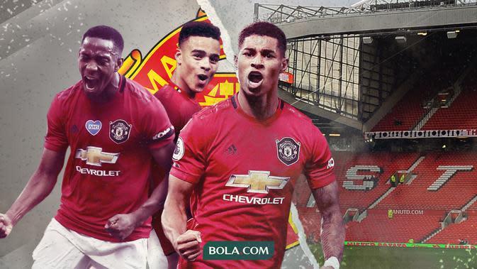 5 Pemain Belia Nyawa Permainan Manchester United di Musim Baru Liga Inggris, Masa Depan Cerah Setan Merah