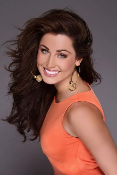 Miss Illinois - Megan Ervin
