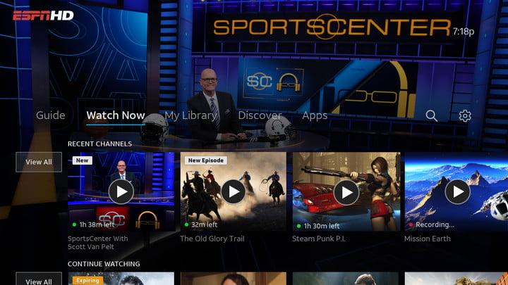 AT&T TV Launches Nationwide