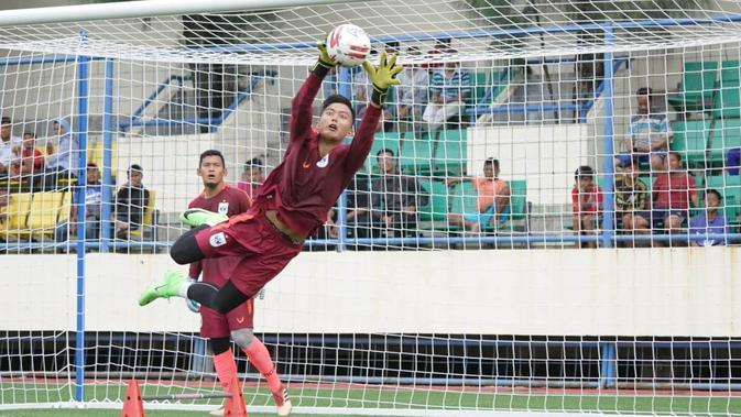Kiper Muda PSIS dapat Pesan Khusus Selama TC Timnas Indonesia U-19 di Kroasia