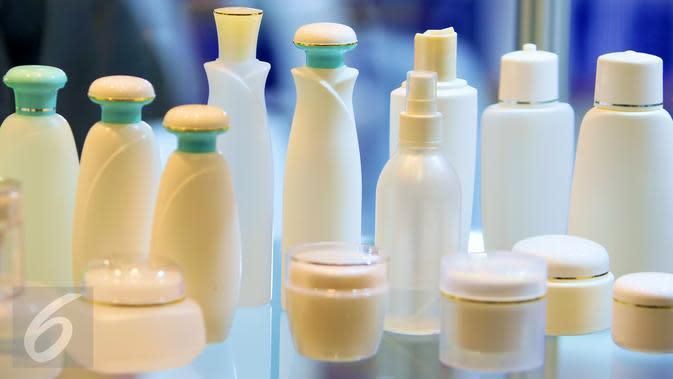 Ilustrasi Foto produk perawatan kulit (iStockphoto)