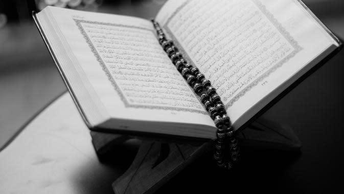 Ilustrasi Al-qur'an (sumber: Pixabay)