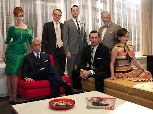 """Mad Men"" leads the pack with 17 nominations"
