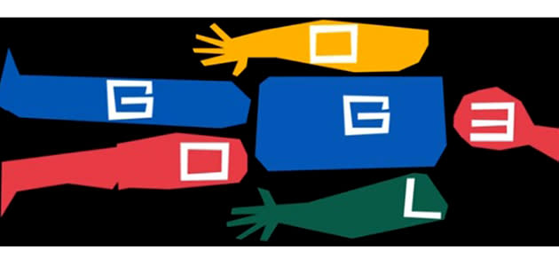 Google Doodle Pays Homage to Opening Titles Auteur Saul Bass