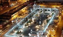 臺南「河樂廣場」再度躍登國際媒體英國《衛報》 入選全球五大最佳建築