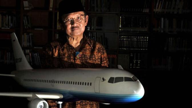 5 Fakta Pesawat R80 Karya Habibie yang Bikin Indonesia Bangga | via: jejaktapak.com
