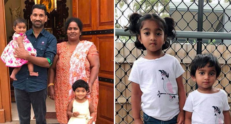 Young Tamil Family's Deportation Blocked Until Friday After MP Refuses Visa