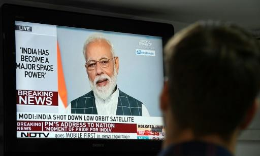 India space debris may have doubled after Mission Shakti
