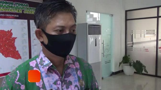 VIDEO: 13 Tenaga Medis Berstatus OTG di Jombang Setelah Jalani Rapid Test