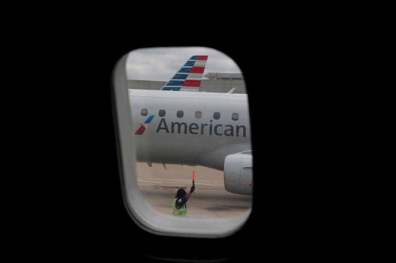 EPA approves a virus-killing coating for American Airlines, studies use by schools