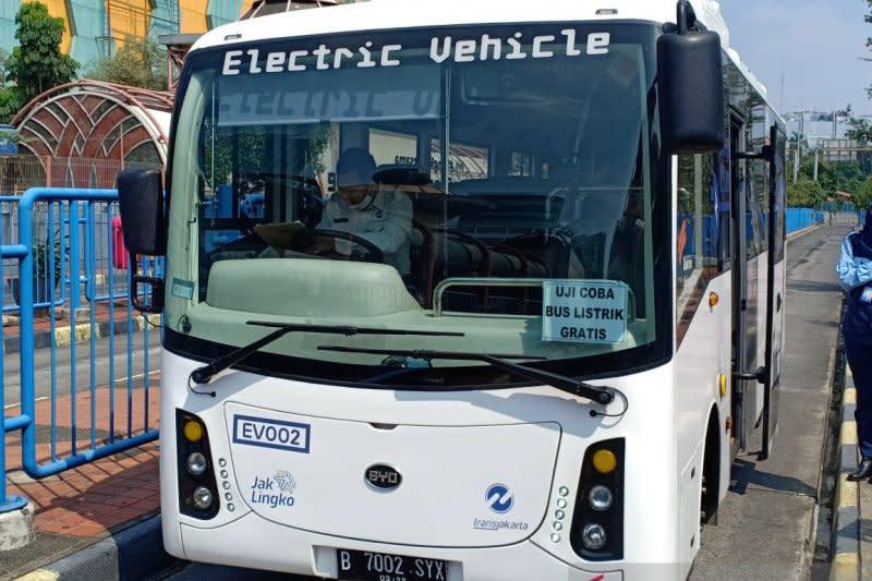 Didukung pemerintah, industri kendaraan listrik China kini terdepan