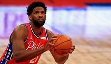 NBA》恩比德42分13籃板陷苦戰 76人延長賽爆冷輸騎士