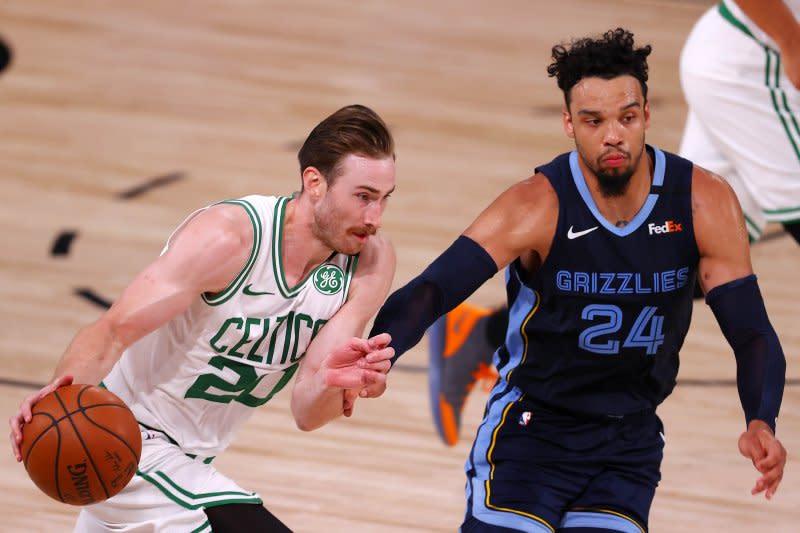 Gordon Hayward bela kembali Boston Celtics