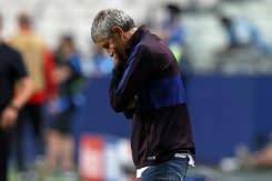 Barcelona pecat Setien, Koeman difavoritkan untuk mengambil alih