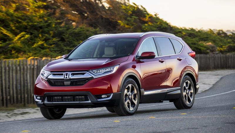 Honda Crv Incentives >> Honda Earnings Fall 40 On Recalls Rising Incentives
