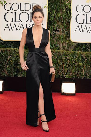 70th Annual Golden Globe Awards - Arrivals: Katharine McPhee