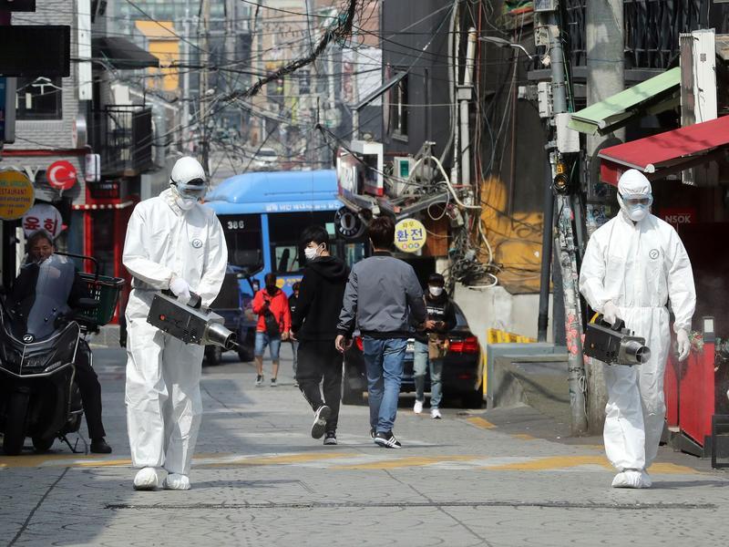 軍人放假狂歡 梨泰院疫情燒進國防部