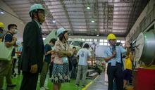 教部補助5千萬設全台最大航太維修訓練場!虎尾科大揭牌