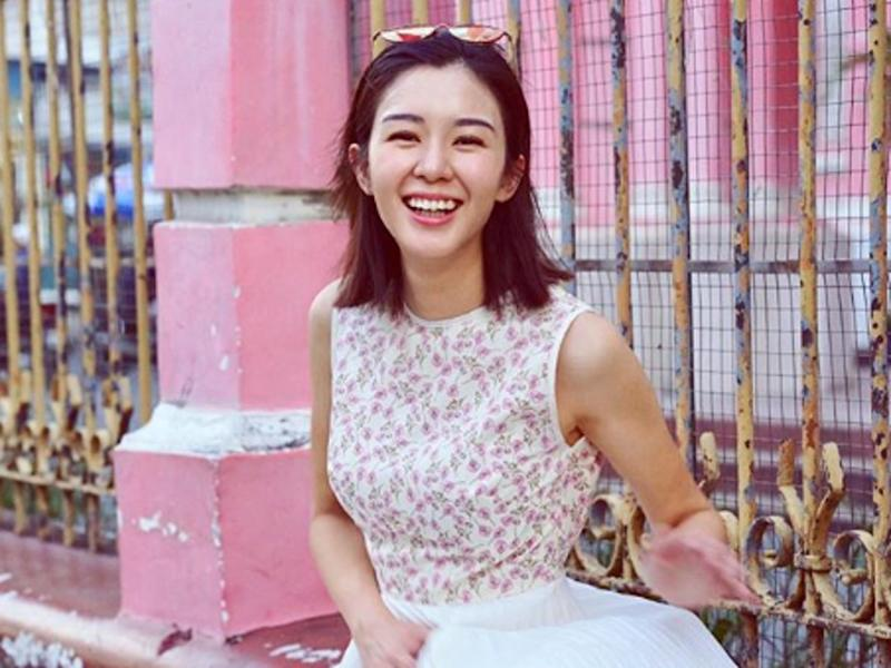 e3e5d4cc67f 10 May – Rumour has it that TVB actress Louisa Mak has found new love in  wealthy heir Alex Pong, grandson of The Shiu Wing Steel's Pong Ding Yuen.