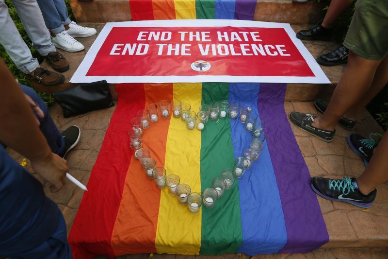 Crime LGBTQ Victims
